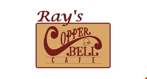 Ray's Copper Bell Cafe logo