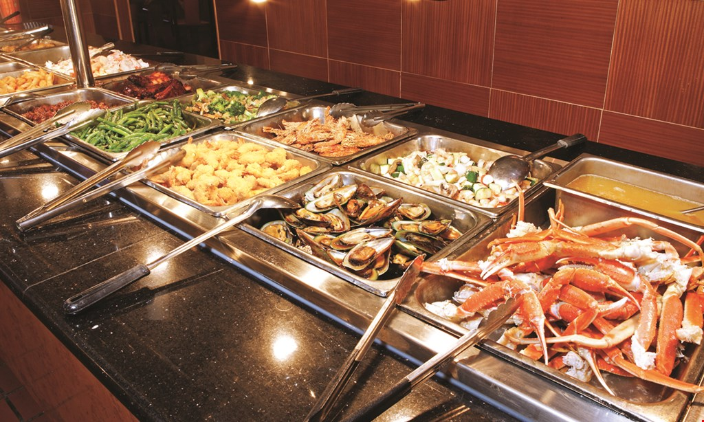 Product image for Luxe Buffet $3 off lunch buffet