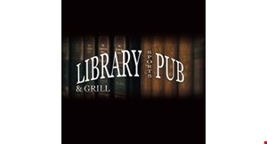 Product image for Library Sports Pub & Grill $10 OFF any food purchase of $50 or more