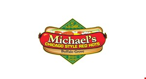 Michael's Chicago Style Red Hots logo