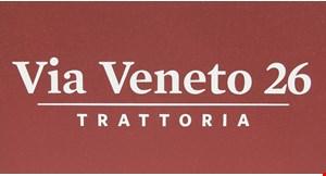 Via Veneto 26 logo
