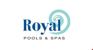 Royal Pools & Spas logo