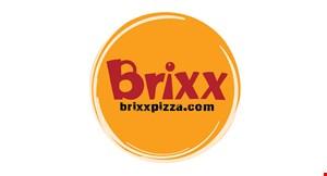 Brixx Pizza logo