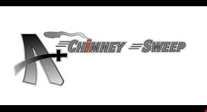 A+ Chimney Sweep logo