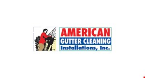 American Gutter Cleaning & Installation logo