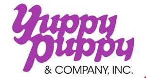 Yuppy Puppy logo