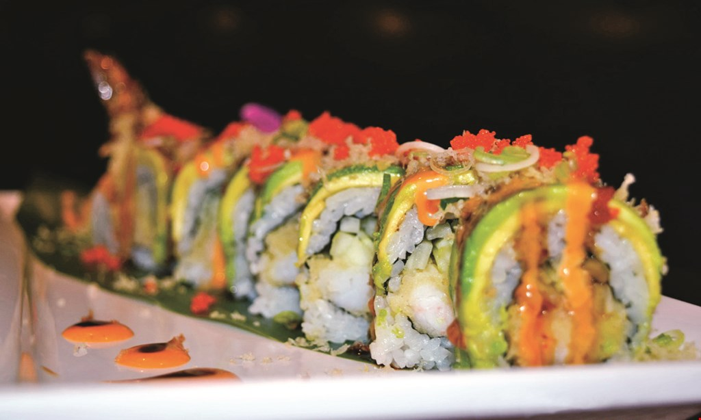 Product image for Yama Sushi 15% OFF entire check