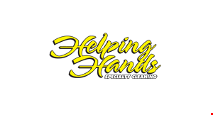 Helping Hands Carpet Cleaning logo
