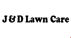 JJ Lawn Care logo