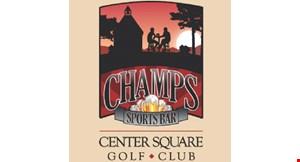 Champs  Sports Bar logo