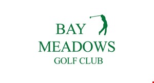 Bay Meadows Golf Club logo