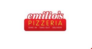 Emilio's Pizzeria logo