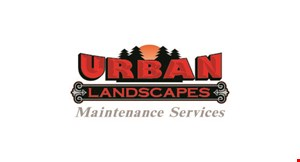 Product image for Urban Landscapes Maintenance Services $150 off plant design & installation