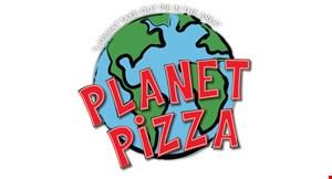 Planet Pizza - Newburgh logo