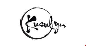Kusulyn Neo-Asian Bistro logo