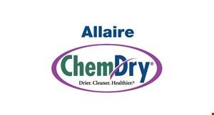 Allaire Chem-Dry logo