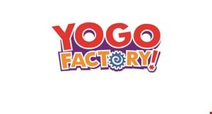 Yogo Factory  Woodbury Heights logo
