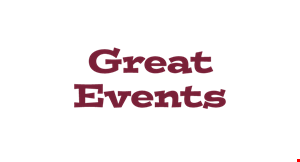 Great Events logo