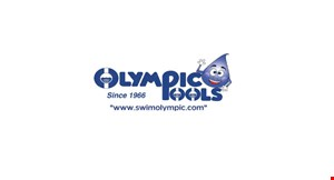 Olympic Pools logo