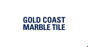 Gold Coast Marble & Tile logo