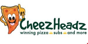 Cheezheadz logo