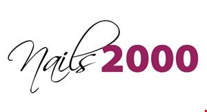 Nails 2000 Beach Blvd. logo