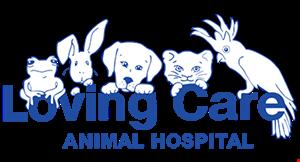 Loving Care Animal Hospital logo