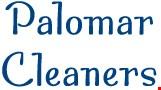 Palomar Cleaners logo