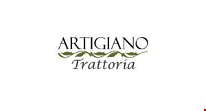 Artigiano Trattoria logo