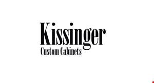 Kissinger Custom Cabinets logo