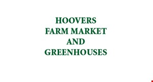 Hoovers Farm  Market logo