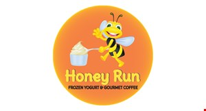 Honey  Run  Frozen Yogurt & Gourmet Coffee logo