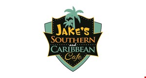 Jake's Southern and Caribbean  Cafe logo