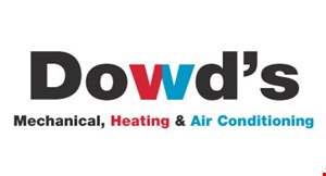 Dowd's Mechanical, Heating & Air Conditioning logo