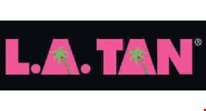 L.A. Tan logo