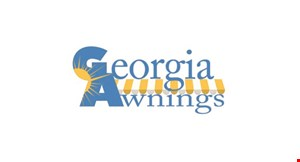 Georgia Awnings logo