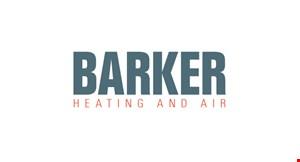 Barker Heating and Air logo