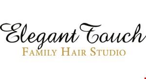 Elegant Touch Family Hair Studio logo