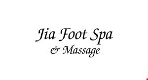 Jia Foot Spa logo