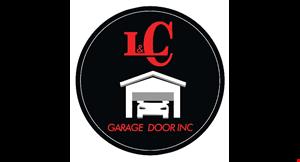 L&C Garage Doors logo