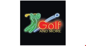 Golf and More logo