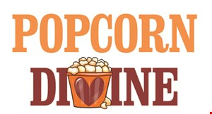 Popcorn Divine logo
