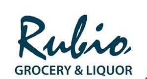 Rubio Grocery & Liquor logo