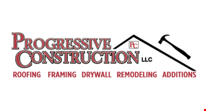 Progressive Construction logo