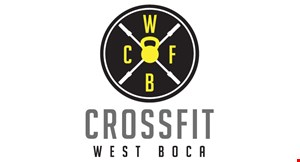 Crossfit West Boca logo