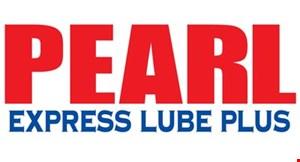 Pearl Express Lube Plus logo