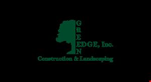 Green Edge Construction logo