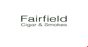 Fairfield Cigars & Smokes logo