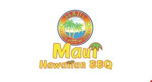 Maui Hawaiian BBQ - Westminster logo