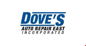 Dove's Auto Repair East Inc logo